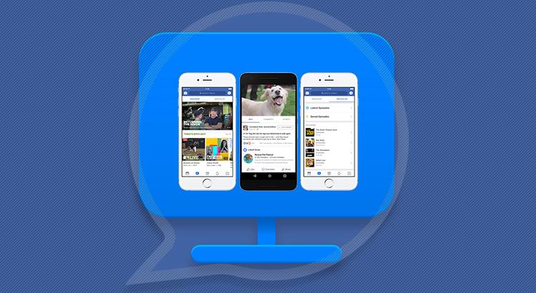 Facebook apresenta o Watch: nova plataforma de vídeos